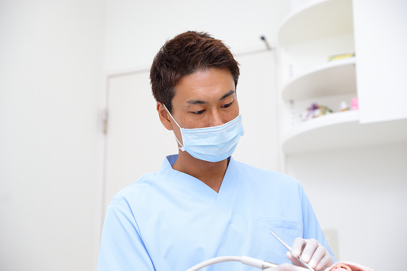 入れ歯も定期的なチェックが大切です
